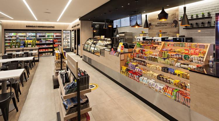 Las Tiendas Shell SELECT se renuevan para mejorar la experiencia de los clientes