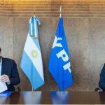 YPF desarrollará acciones para reducir la siniestralidad vial
