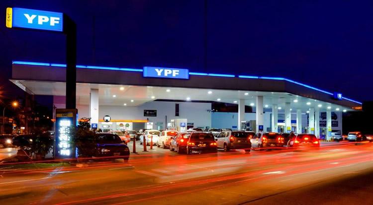 YPF superó sus índices pre-pandemia y sostiene su recuperación
