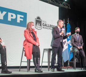 """YPF avanza en la construcción de """"Estaciones de Servicio del Futuro"""" por todo el país"""