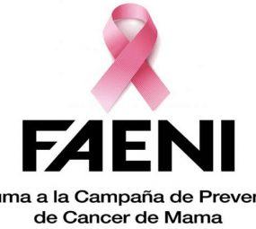 La Federación de estacioneros santafesinos se compromete una vez más en la lucha contra el cáncer de mama