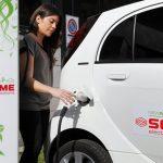 Una firma italiana invertirá cerca de 250.000 dólares en Estaciones de Carga para vehículos eléctricos